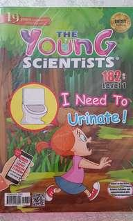The Young Scientists - I need to urinate