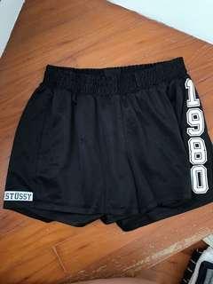 Stussy mesh shorts