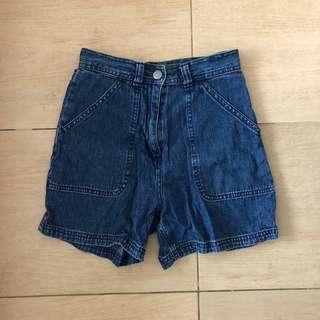 N kids celana pendek jeans denim shorts