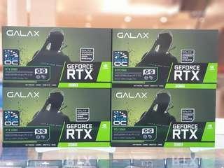 GALAX RTX2060 1-CLICK OC 6GB GDDR6 GRAPHIC CARD