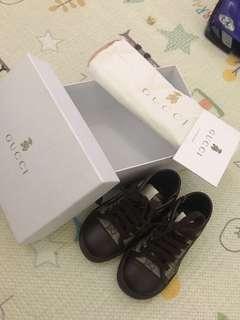 Gucci baby 鞋仔 鞋號22 新年減價