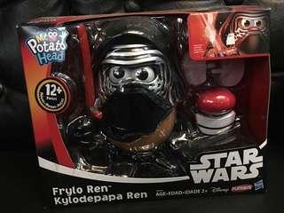 Mr Potato Head FryloRen star wars