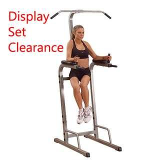 Best Fitness Vertical Knee Raise Pull Up Machine (Display Set Clearance)