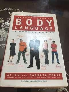 THE INTERNATIONAL BESTSELLER! The Definitive Book of BODY LANGUAGE