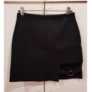 RM15 ⬇️ Sexy Black Mini Skirt
