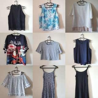 🚚 $5 TOPS AND DRESSES!!!