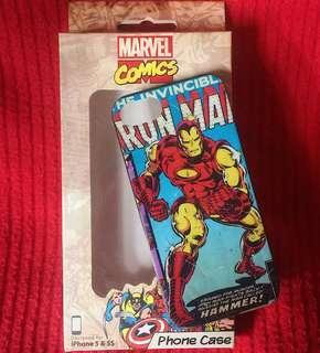 Original Marvel iPhone 5 & 5s Phone Case