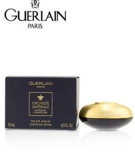 Guerlain eye cream Orchidee Imperiale 嬌蘭全新眼唇霜