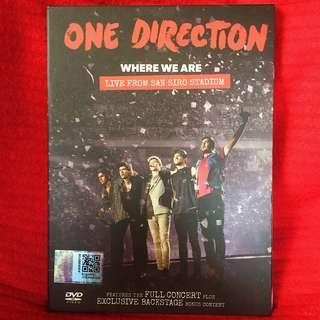 One Direction Where We Are CD