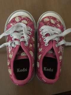 Keds hello kitty sneakers