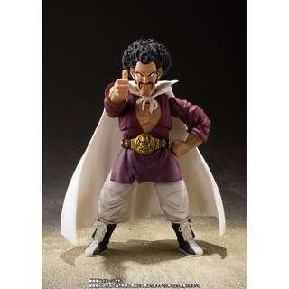 [YH]全新現貨 行版 魂限 Bandai S.H.Figuarts SHF 撒旦先生 Mr.Satan Dragon Ball Z Super 龍珠