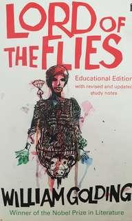 Lord of the flies educational edition with revised and updated study notes
