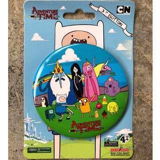 Adventure Time badge!