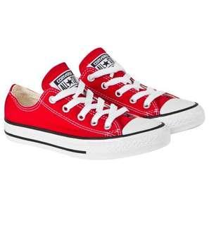 🚚 BNIB converse shoes kids