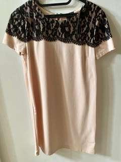 Softpink dress