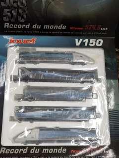 Jouef TGV V150 HO 1:87