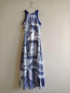BNWT TCL XS MAXI DRESS