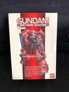 Gundam Mini Figure Selection - Char's Figure Selection