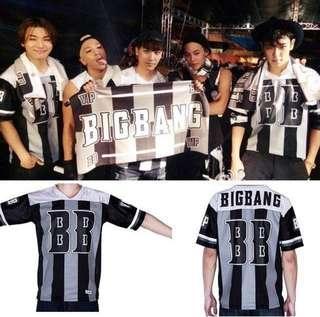 🚚 YG Famiy 2014 World Tour Big Bang Oversized Jersey