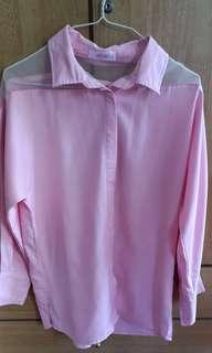 Pink Suit by Jorya Weekend