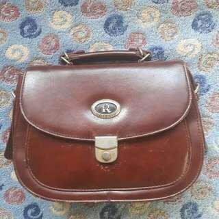Rosenio vintage bag