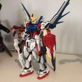 RG- Build strike gundam (full package)