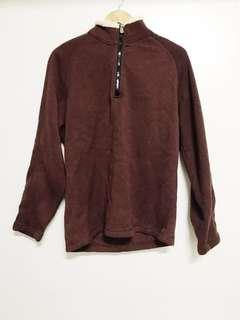 Maroon Wool Jacket