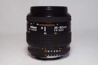 🚚 Nikon 35-80mm lens