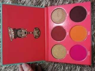 Juvia's blush palette