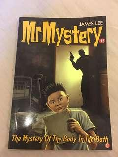 Mr Mystery #12 Mystery of the Body in the Bath
