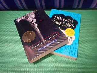 Looking for Alaska by John Green (New but unsealed)