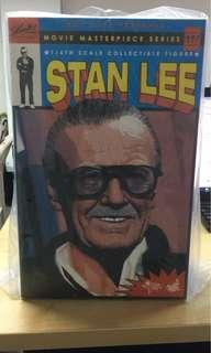 Hot Toys Stan Lee 1/6 Figure - Brand New & Never Open Before