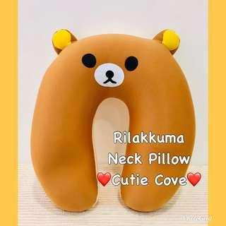 *IN STOCK IN SG* Rilakkuma Neck Pillow