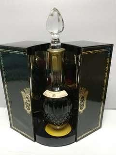 [值得珍藏] 70年代 髙斯聖杯 水晶樽頂級干邑700ml (全套)