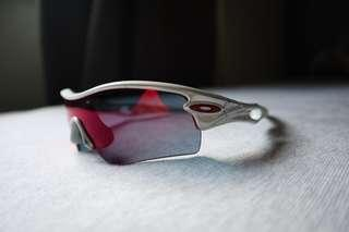 Custom Oakley Radar Path