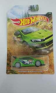 HOTWHEELS VOLKSWAGEN SCIROCCO GT24