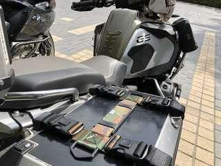 Customized Side Pannier Top Box Strap Carrier Multi Function
