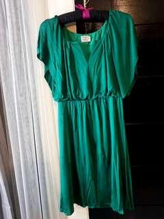 Dress PILOPSHOPY Green