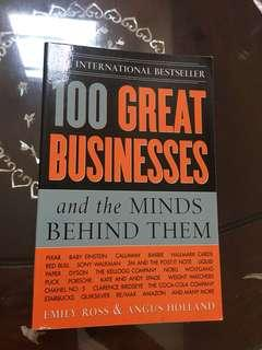 100 Great Businesses