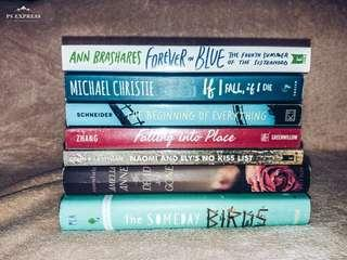 Used Young Adult Books