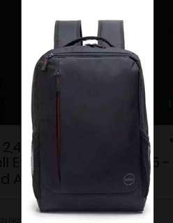 NEW DELL Essential Backpack. 全新DELL輕身多功能囊