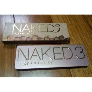 SRP2,200 Authentic Urban Decay Naked 3 Palette