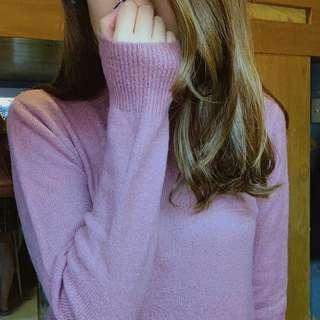 Pink soft sweater💕