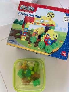🚚 Legos (ibuilder and duplo)