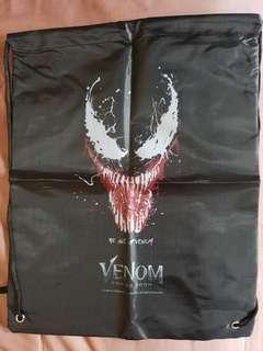 VENOM - Sling Bag + Cable Wire Bend + Sticker