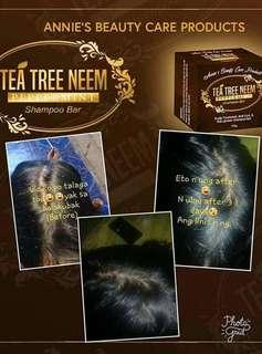 Tea Tree Neem Shampoo Bar