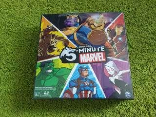 5 Minute Marvel Board Game