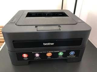 Brother HL-2270DW WiFi打印機
