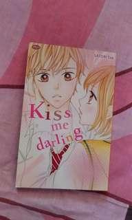 Komik Kiss Me Darling - Satori Tae