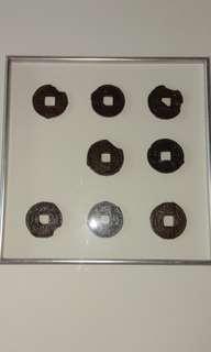 Dynasty coin frame